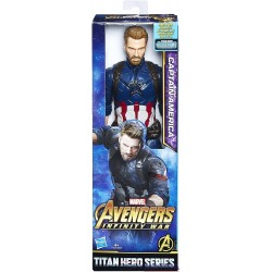 Capitán América - Avengers...