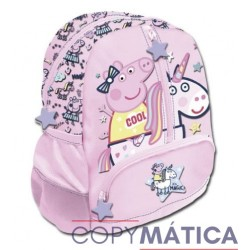 Mochila Peppa Pig Unicornio...