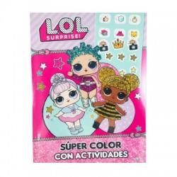 Libro Super Color...