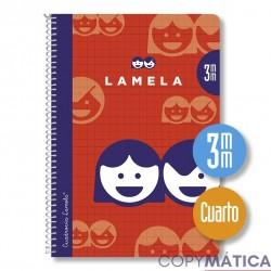 Cuaderno Lamela Básico con...