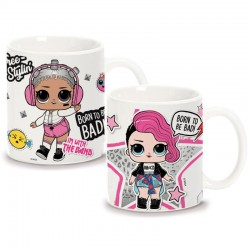 Taza LOL Surprise Rock surtido