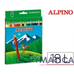 LAPICES DE COLORES ALPINO /...