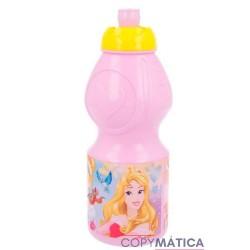 Botella Plastico Princesas...