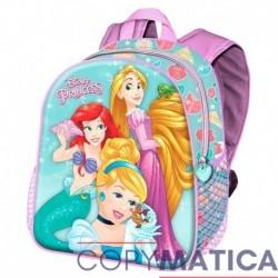 Mochila 3D Princesa Disney...