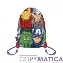 Saco Mochila Avengers...