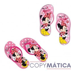 Chanclas Disney Minnie Mouse