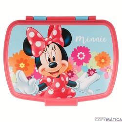 Sandwichera Minnie Mouse
