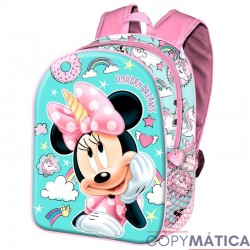 Mochila 3D Minnie Disney...