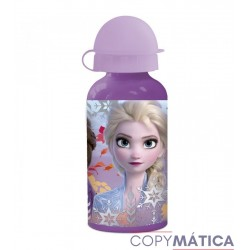 BOTELLA ALUMINIO FROZEN 400ML