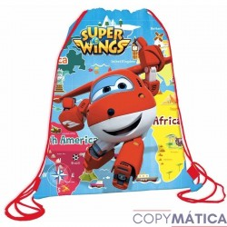 SACO SUPER WINGS 31x39cm