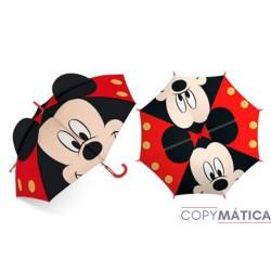 Paragua 3D Mickey Disney 48cm.