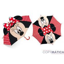 Paragua 3D Minnie Disney 48cm.