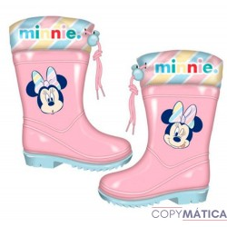 Botas Agua Minnie Disney...
