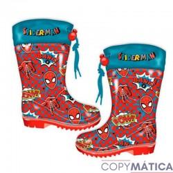 Botas de Agua Spiderman...