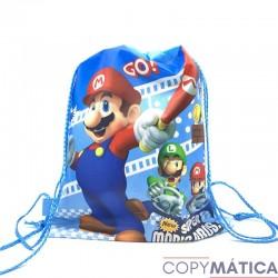 Súper Mario telas no...