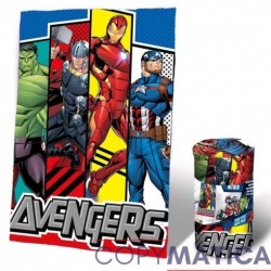 Manta Polar Avengers Marvel...