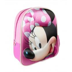 Mochila 3D Minnie Disney 31cm