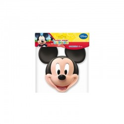 Careta mickey carton 6und