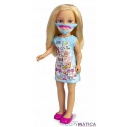 Nancy - Un día con mascarilla