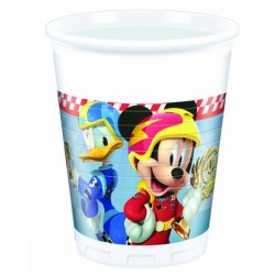 PACK 8 VASOS  MICKEY MOUSE