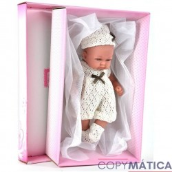 Muñeca  Reborn Infantil (25...