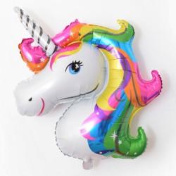 GLobos arcoíris unicornio...