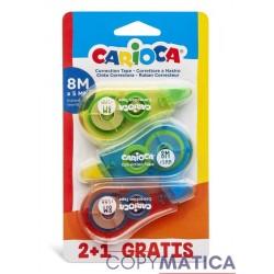 Cinta correctora carioca 8m...
