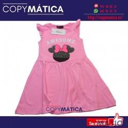 Vestido de Verano de Minnie...