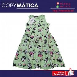 Vestido de Minnie Mouse  de...