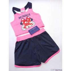 Conjunto de Minnie Mouse...