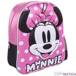 Mochila 3D Infantil Minnie...