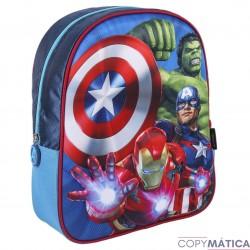 Mochila Avengers Marvel 3D...