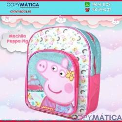 MOCHILA OFICIAL PEPPA PIG...