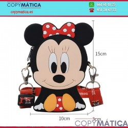 BOLSO MINNIE MOUSE...