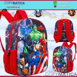 Mochila 3D Avengers Marvel...