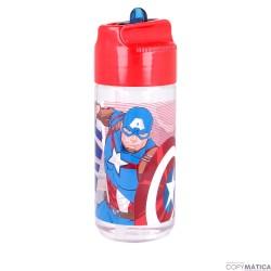 Botella Capitán América con...