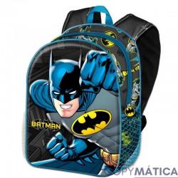 Mochila 3D Batman 31x27x11cm.