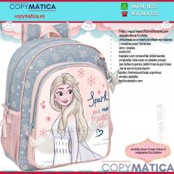 Mochila Junior Frozen...