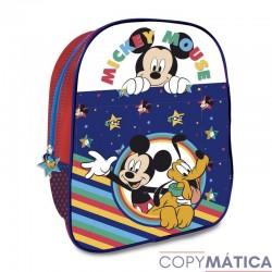 Mochila Guarderia Mickey...
