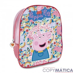 Mochila Peppa Pig para...