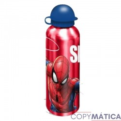 Botella Aluminio Spiderman...