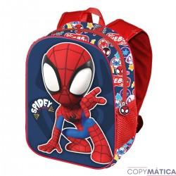 Mochila 3D Spiderman Marvel...