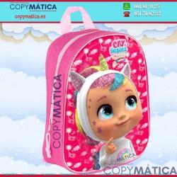 Mochila Bebés Llorones 3D...