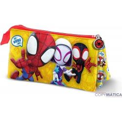 Portatodo Triple Spiderman...