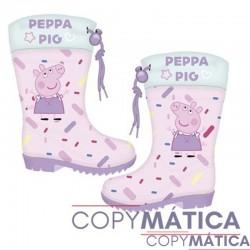 Botas de Agua Peppa Pig...