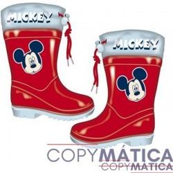Botas Agua Mickey Disney ....
