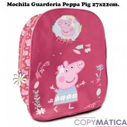 Mochila Guarderia Peppa Pig...