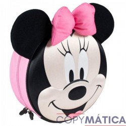 Mochila Infantil 3D Minnie...
