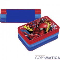 Plumier Spiderman Marvel...