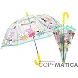 Paraguas Peppa Pig junior...